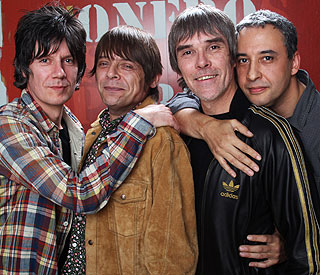 What the world was waiting for: Stone Roses reunite