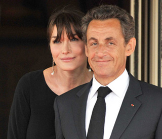 It's a girl for Carla Bruni and Nicolas Sarkozy