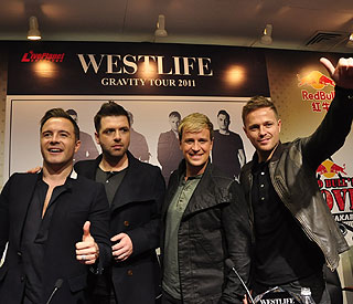 Westlife no longer 'flying without wings' as they split
