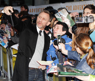 Tintin villain Daniel Craig says being a baddie is 'great'