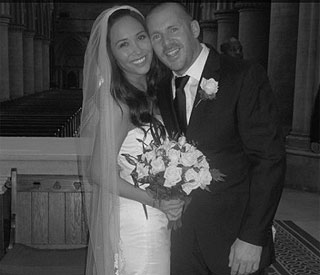 'I didn't dream it!': Myleene confirms secret wedding