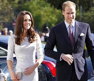 Duke and Duchess of Cambridge to visit Denmark