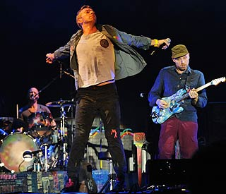 Coldplay underwent hypnosis for album inspiration