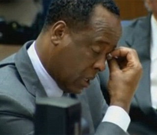 Conrad Murray breaks down as patients praise him