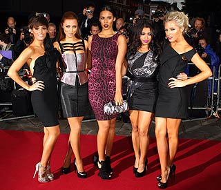 The Saturdays to light up London for Christmas