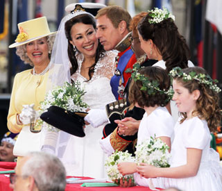 Halloween is a royal family affair for 'Today' show
