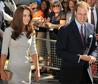 William and Kate head to Denmark for UNICEF appeal