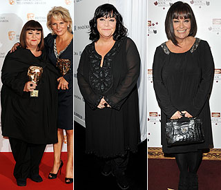 Dawn French is sensational with slim new figure