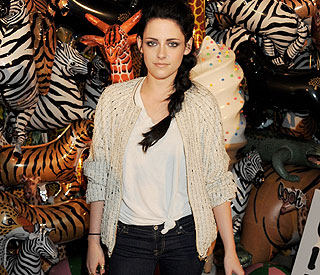 Kristen Stewart's love affair with all things British