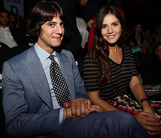 Margherita Missoni engaged to racing driver