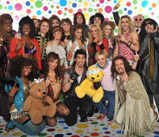 Children in Need raises a record of £26 million