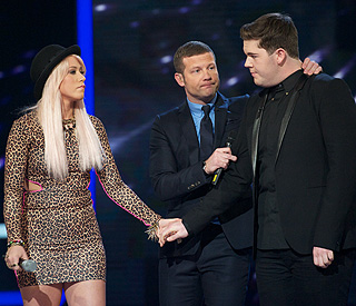 'X Factor' dream is over for Craig Colton