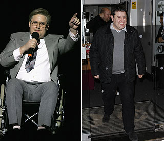 'No more Phoenix Nights' says Peter Kay