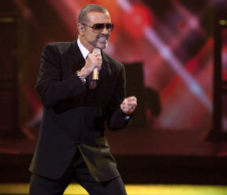 George Michael in hospital with pneumonia