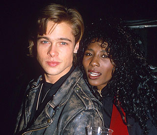 Sinitta tells all about her ex Brad's hot bod