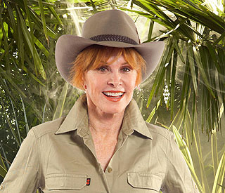 Stephanie Powers voted off 'I'm a Celeb..'