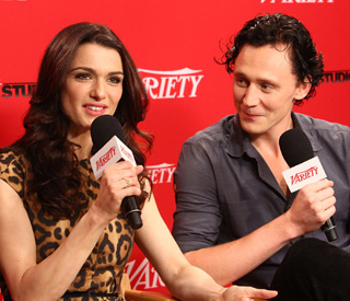 Tom Hiddleston on fame and seducing Rachel Weisz