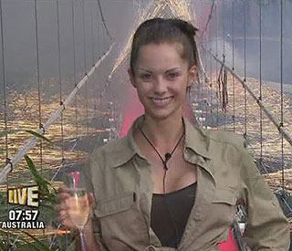 'I missed my mum': Jessica-Jane out of 'I'm a Celeb..'
