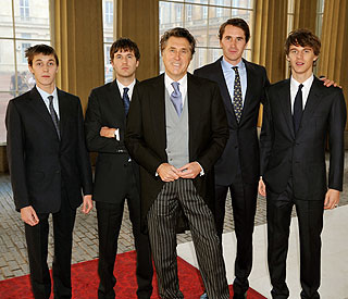 Bryan Ferry 'humbled' by CBE honour