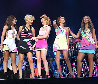 Nicola Roberts 'excited' about Girls Aloud reunion
