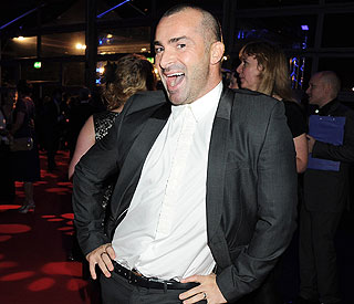 Louie Spence replaces Jason Gardiner on 'Ice' contest