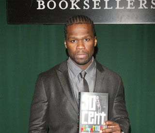 Rapper 50 Cent launches fitness guide