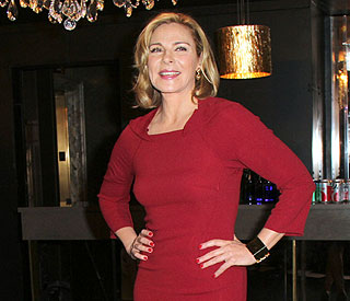 Kim Cattrall to join judges on BGT?