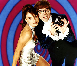 Mike Myers pens 'Austin Powers' musical