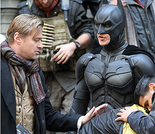 Emotional Christopher Nolan sad to leave Batman
