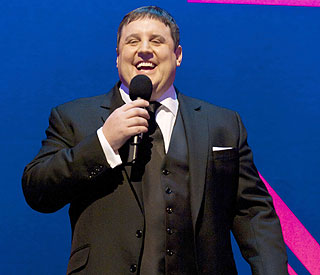Peter Kay's tour DVD sells over 10m copies