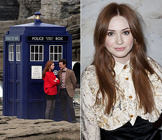 Heartbreaking exit for Karen Gillan from 'Doctor Who'