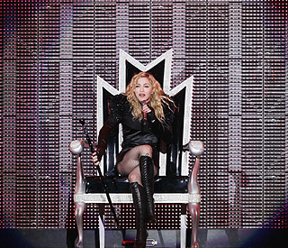 Madonna signs three-album deal with Universal