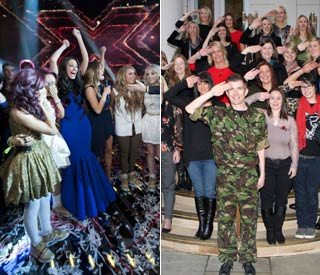 Little Mix battle with Military Wives for Xmas top spot