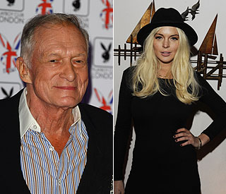 Hugh Hefner: 'Playboy will help Lindsay'