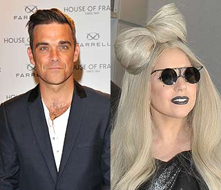 Robbie and Gaga battle it out for Oscar glory