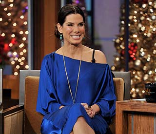 Sandra Bullock says son Louis is a ladies' man