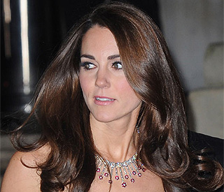Kate: 'I'll wear five outfits for Christmas with Queen'