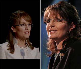 Julianne Moore changes her game as Sarah Palin