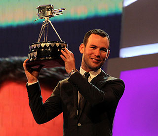 Mark Cavendish: 'I want my girl to be proud of daddy'