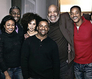 Will Smith reunited with 'Fresh Prince of Bel Air' cast