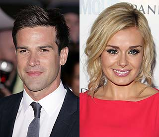 Katherine Jenkins and Gethin Jones announce split
