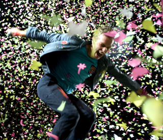 Coldplay secure the first chart topper of 2012