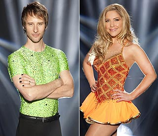 'Dancing On Ice' contestants hit by injuries