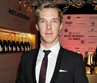 Benedict Cumberbatch signs for 'Star Trek 2'