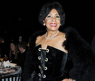 Dame Shirley Bassey never wanted to be a singer
