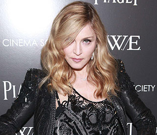 Romantic Madonna hails Wallis and Edward's love