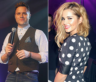Cheryl Cole makes Olly's 'heart skip a beat'