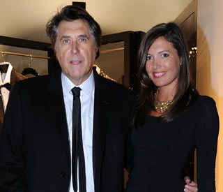 Rocker Bryan Ferry marries for second time