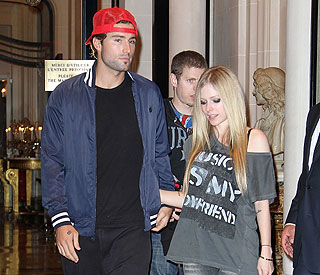 Avril Lavigne and Brody Jenner split