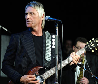 Twin boys for Modfather Paul Weller